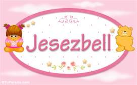 Jesezbell - Nombre para bebé