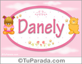 Nombre Nombre para bebé, Danely