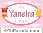 Yaneira - Nombre para bebé