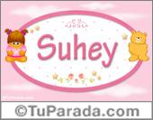 Nombre Nombre para bebé, Suhey