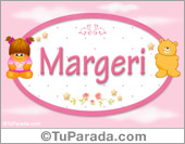Nombre Nombre para bebé, Margeri