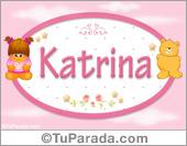 Katrina - Nombre para bebé