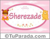 Sherezade - Nombre para bebé