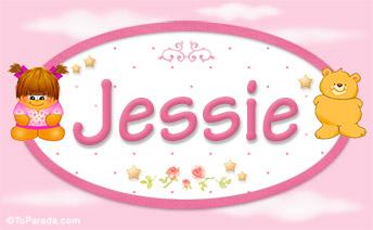 Jessie - Nombre para bebé