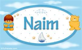 Naim - Nombre para bebé