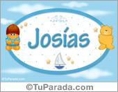 Josías - Nombre para bebé