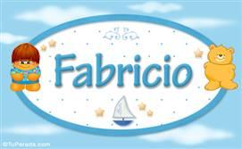 Fabrizio - Nombre para bebé