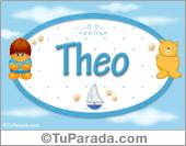 Theo - Nombre para bebé
