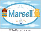 Marsell - Nombre para bebé