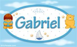Gabriel - Nombre para bebé