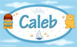 Caleb - Nombre para bebé