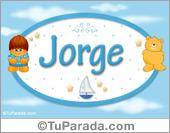Jorge - Nombre para bebé