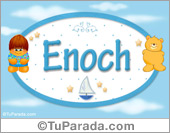 Enoch - Nombre para bebé