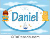 Daniel - Nombre para bebé