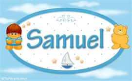 Samuel - Nombre para bebé