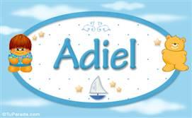 Adiel  - Nombre para bebé