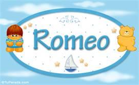 Romeo - Con personajes