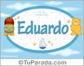 Eduardo - Nombre para bebé