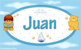 Juan - Nombre para bebé