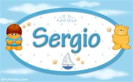 Sergio - Nombres para bebé