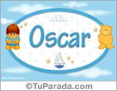 Oscar - Nombres para bebé