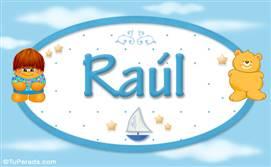 Raúl - Nombres para bebé