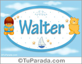 Walter - Nombres para bebé