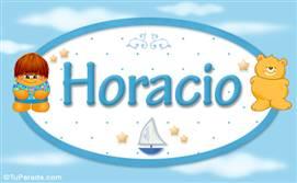 Horacio - Nombre para bebé