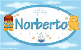 Norberto - Nombre para bebé