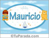 Nombre Mauricio - Nombre para bebé