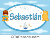Sebastián - Nombre para bebé
