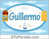 Nombre Guillermo - Nombre para bebé