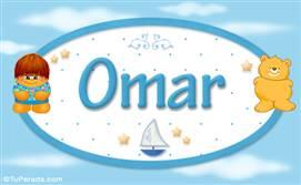 Omar - Nombre para bebé
