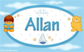 Allan - Nombre para bebé