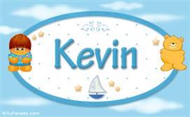 Kevin - Nombre para bebé