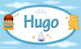 Hugo - Nombre para bebé