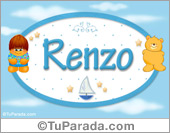 Nombre Nombre para bebé, Renzo