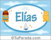 Elías - Nombre para bebé