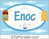 Nombre Nombre para bebé, Enoc