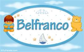 Belfranco - Nombre para bebé