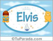 Nombre Nombre para bebé, Elvis
