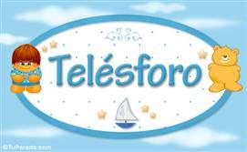 Telésforo - Nombre para bebé