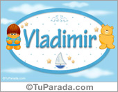 Nombre Nombre para bebé, Vladimir