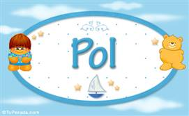 Pol - Nombre para bebé