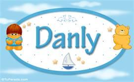 Danly - Nombre para bebé