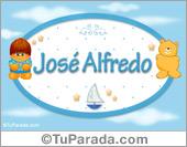 Nombre Nombre para bebé, José Alfredo