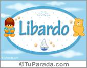 Libardo - Nombre para bebé