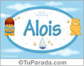 Alois - Nombre para bebé