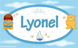Lyonel - Nombre para bebé