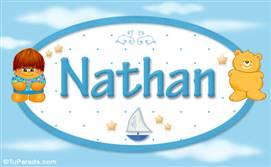 Nathan - Nombre para bebé